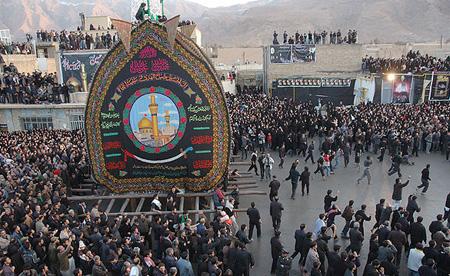 آیین های سنتی مردم یزد در پیشواز ماه محرم