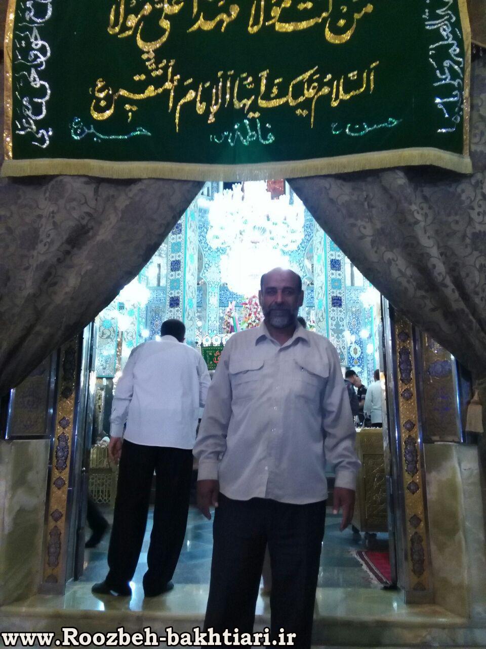 سردار شهید فرشاد حسونی زاده