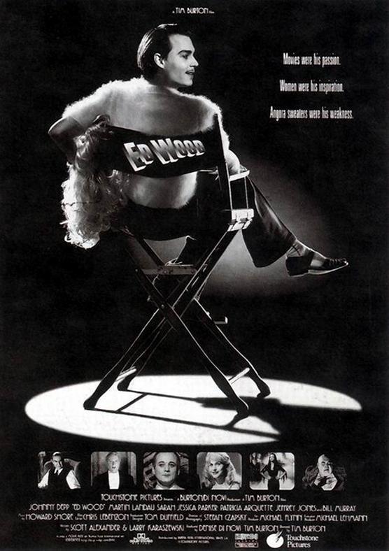 فیلم Ed Wood 1994