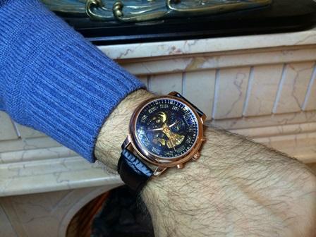 خرید ساعت مچی مردانه پاتک