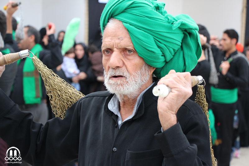 عاشورای حسینی در اشکذر
