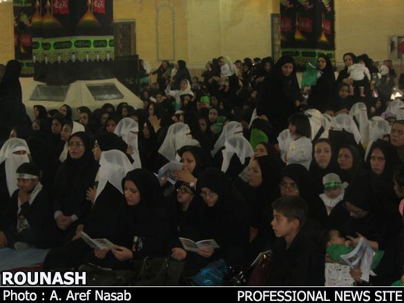 گزارش تصویری/ همایش بزرگ شیرخوارگان حسینی در دزفول