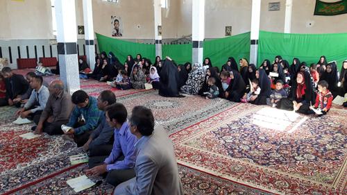 مدرسه شهید یوسفی روستای معصوم آباد