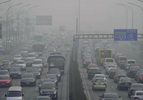 ترافیک و آلودگی هوا