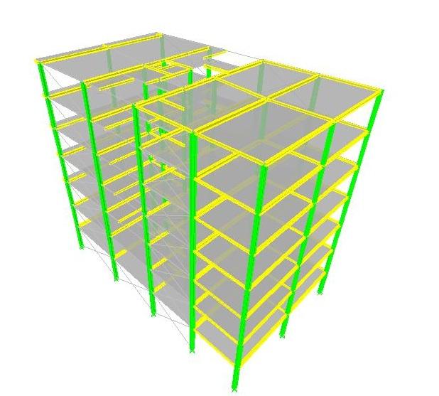 1 نمونه کار -  مهندسين مشاور اثر پويش پارس