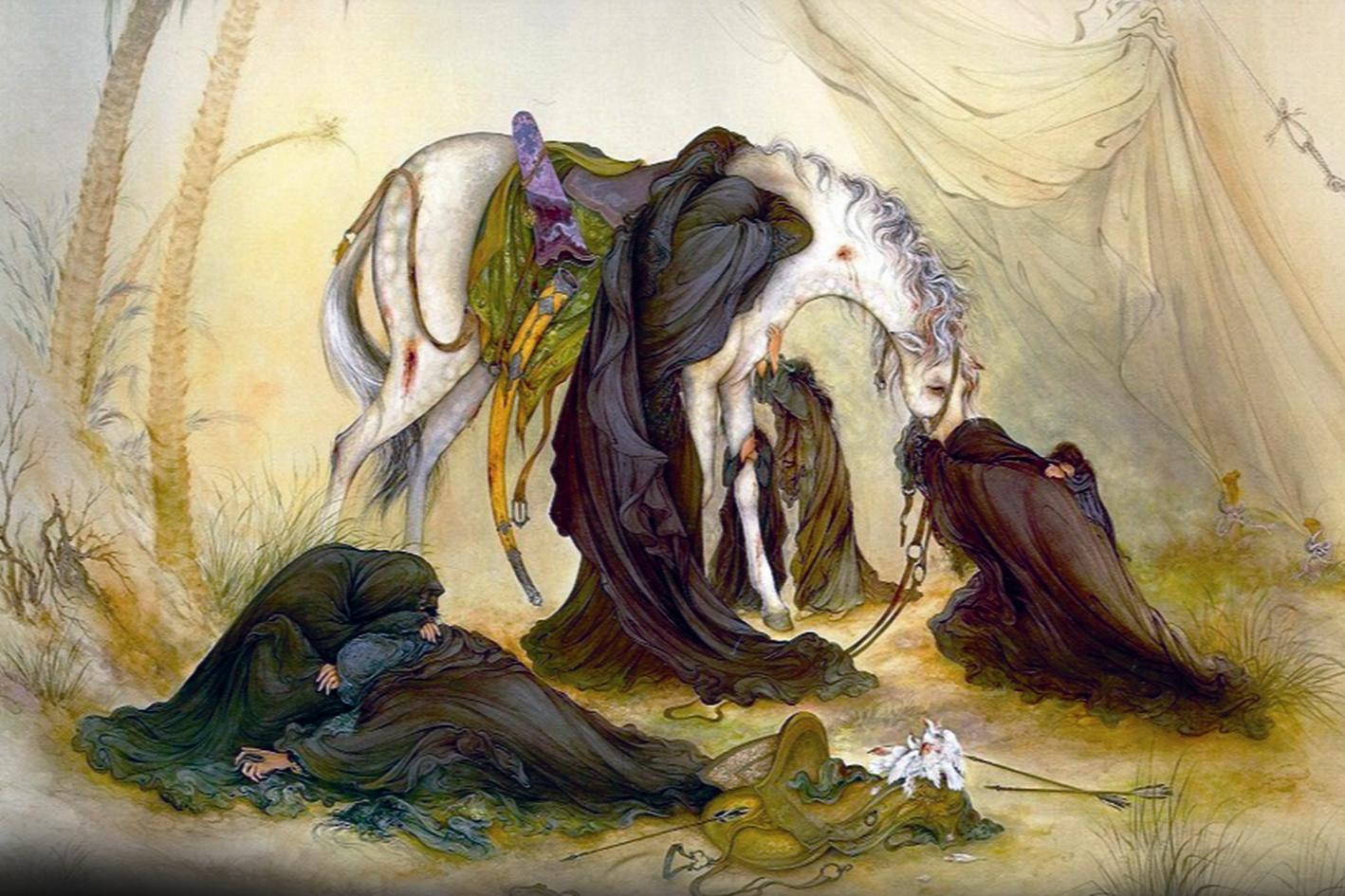 امام حسین از حرکت تا شهادت(Imam Hussein)