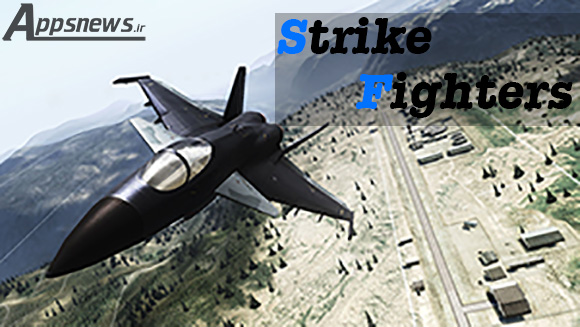 Strike Fighters [Appsnews.ir]