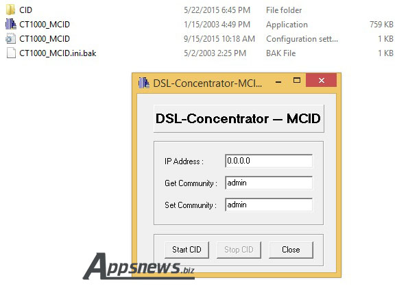 DSL Concentrator