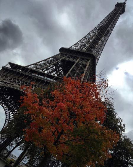 تازه ترین عکسهای الناز شاکر دوست در پاریس , عکس های بازیگران