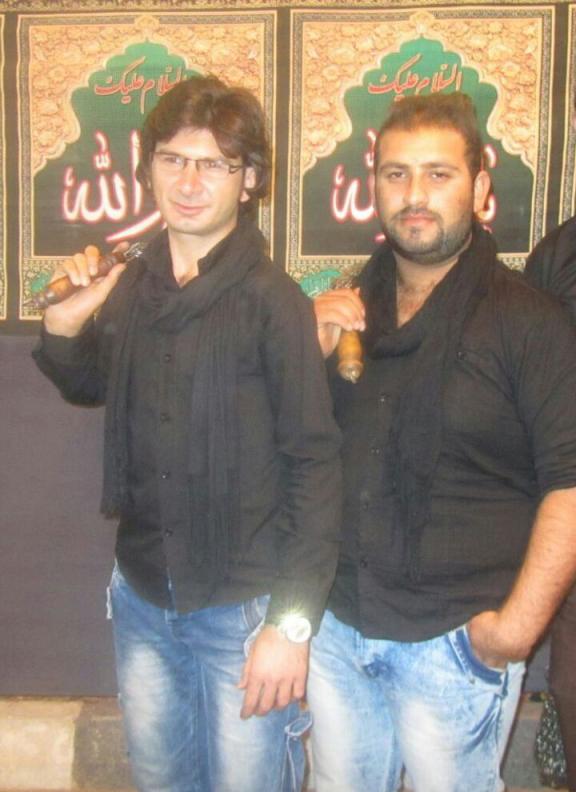 دزفول/ نوشیدن جام شهادت حسین،عاقبت نوکرای لایقه +تصاویری از تشییع