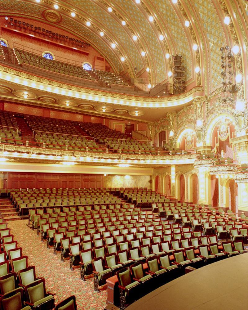 cutler majestic theatre boston - daydreamer - خیالباف