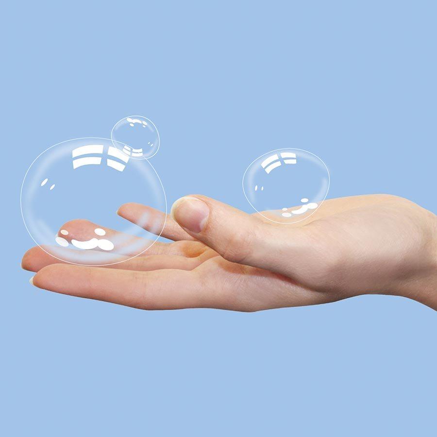 كلاه حباب ساز