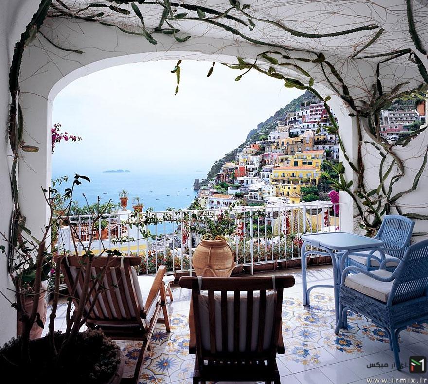 تصاویر جالب و دیدنی از خانه هایی با نما های جالب و دیدنی