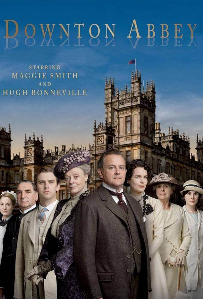 سریال downton abbey