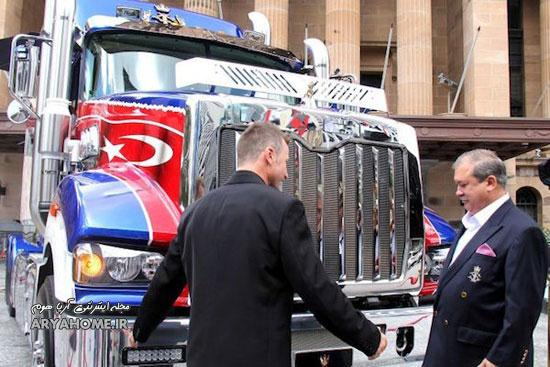 جدیدترین محصول شرکت کامیون سازی Mack , اتومبیل ها