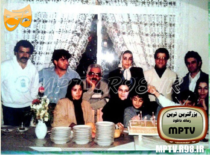 عکس خانوادگی علی رضا خمسه