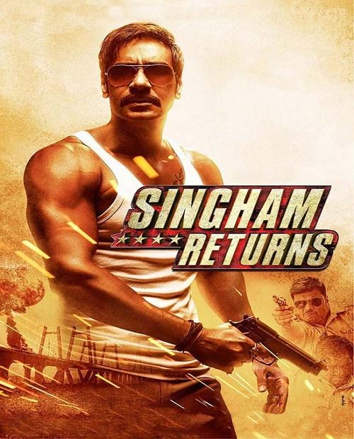 دانلود دوبله فارسی فیلم Singham Returns 2014
