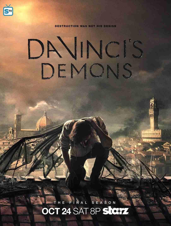 سریال Da Vincis Demons