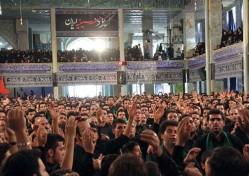 هیئت چهار منار یزد محمد ابراهیمی