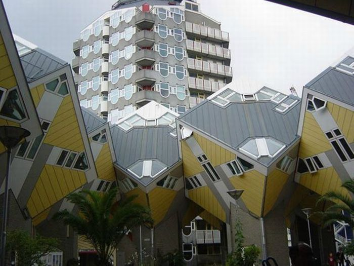 عجیب ترین خانه های سراسر دنیا