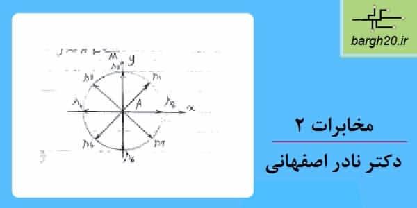 مخابرات 2 نادر اصفهانی