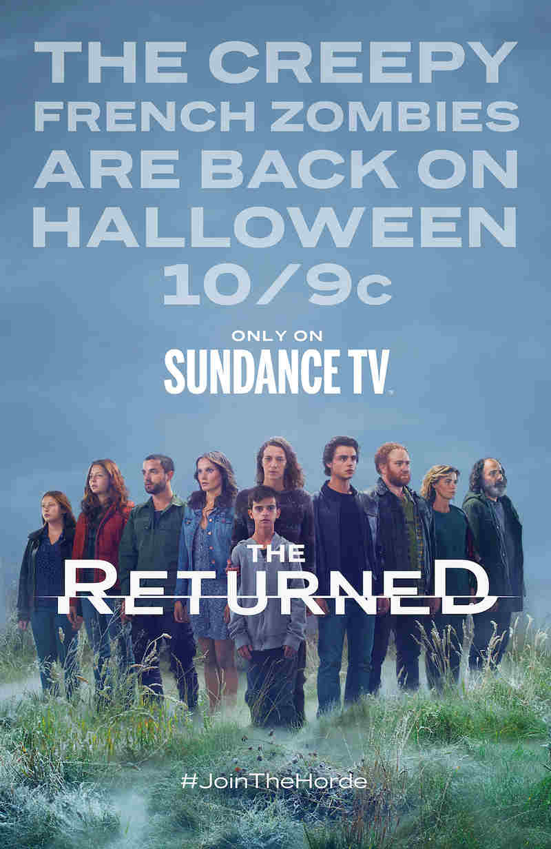 سریال THE RETURNED US
