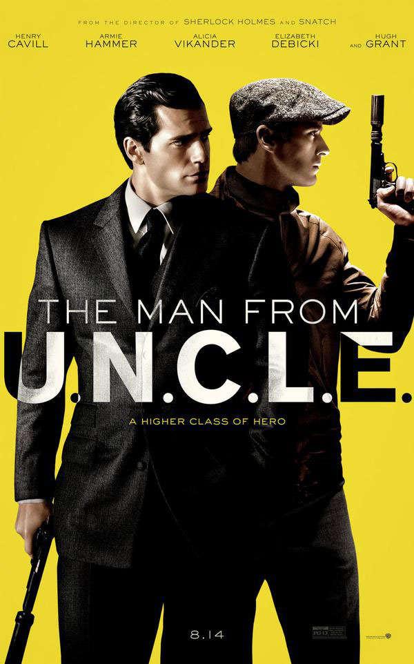 فیلم The Man from U.N.C.L.E. 2015