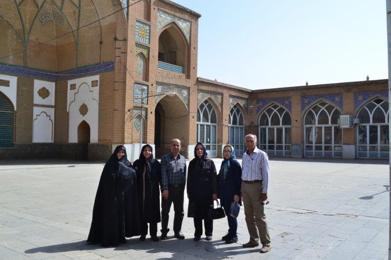 بروجرد مسجد امام