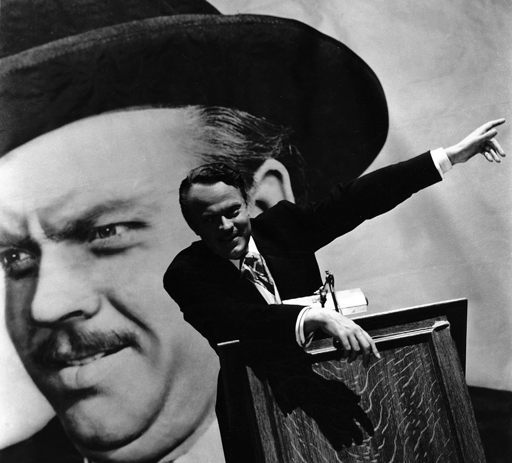 Citizen Kane - 1941 - Orson Welles