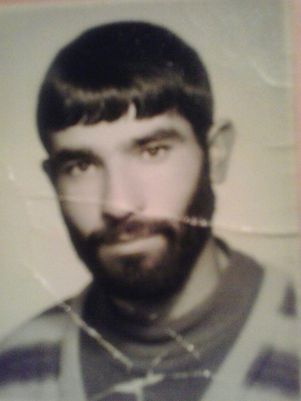 محمد مهدوی فرزند بیرامعلی