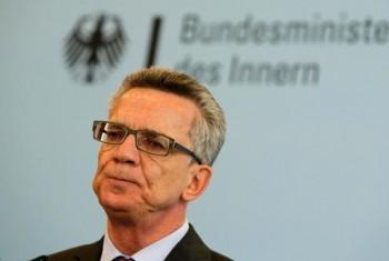 «توماس دیمیزیر»، وزیر داخله آلمان فدرال گفته است  که شمار زیاد آوارگان افغان از مناطق نسبتاً امن ای