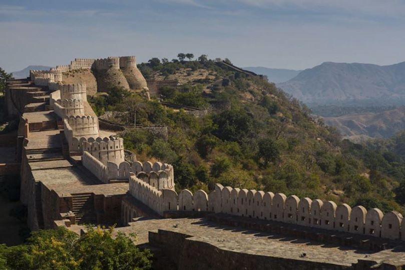 کومبهالگاره ؛ دیوار بزرگ هند