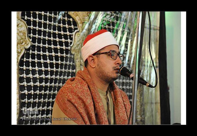 تصاویر استاد محمود شحات انور در اختتامیه مسابقات کاشمر/ آبان94