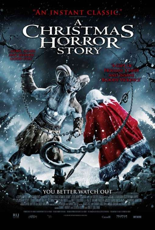 فیلم A Christmas Horror Story 2015