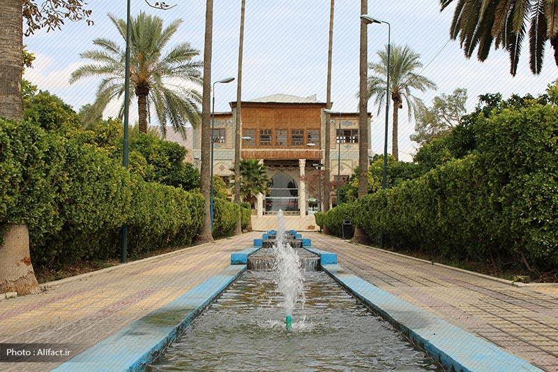 تصاویری از باغ دلگشای شیراز از نگاه دوربین من