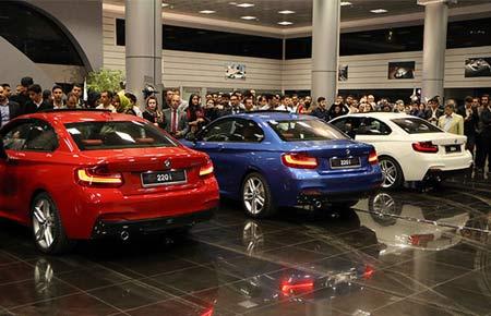 BMW کوپه 220i به ایران خواهد آمد , اتومبیل ها
