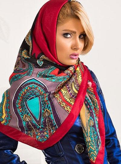 دانلودرایگان عکسهای روسری وشال دخترانه