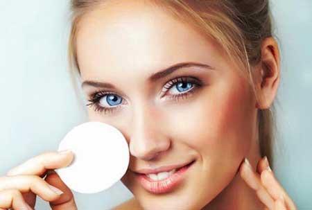 روش درست پاک کردن مواد آرایشی , آرایش و زیبایی