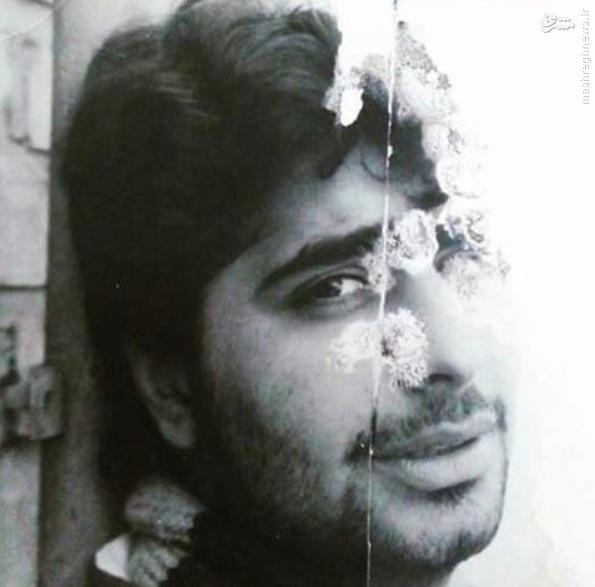 عکسی جالب از دوران دبیرستان رضا شفیعی جم , عکس بازیگران
