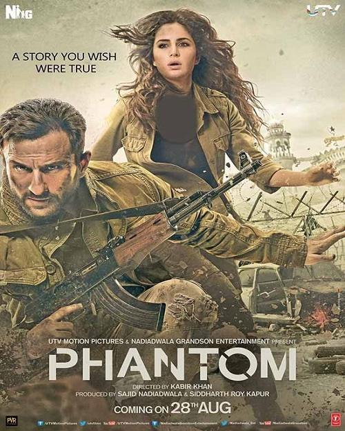 دانلود فیلم هندی Phantom 2015