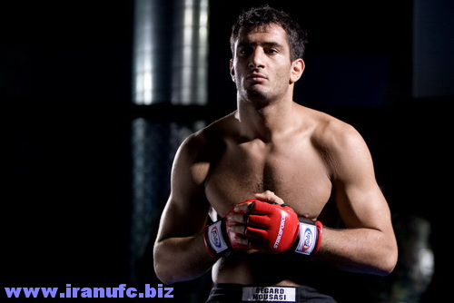 دانلود کامل ترین پک مسابقات گگارد موساسی | Gegard Mousasi career pack