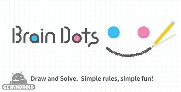 دانلود Brain Dots v2.3.0 - بازی فکری اندروید