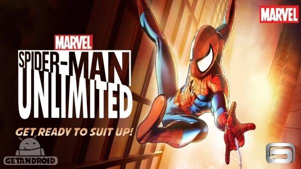 دانلود اسپایدرمن Spider-Man Unlimited 1.8.0g بازی مرد عنکبوتی نامحدود اندروید