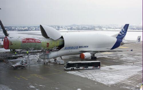بزگترین هواپیمای جهان