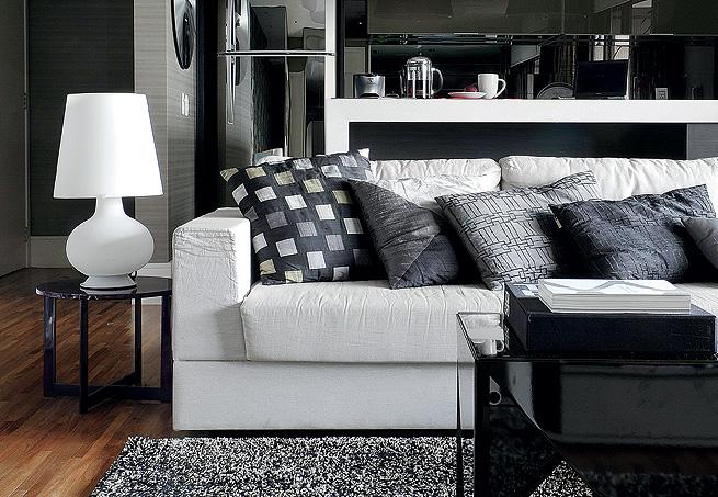 ترکیب رنگ سیاه و سفید در طراحی و دکوراسیون