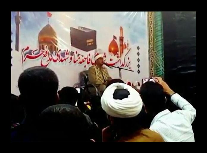 تلاوت زیبای استاد محمود شحات انور در خرمشهر/آبان94