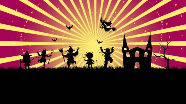 تصاویر هالووین
