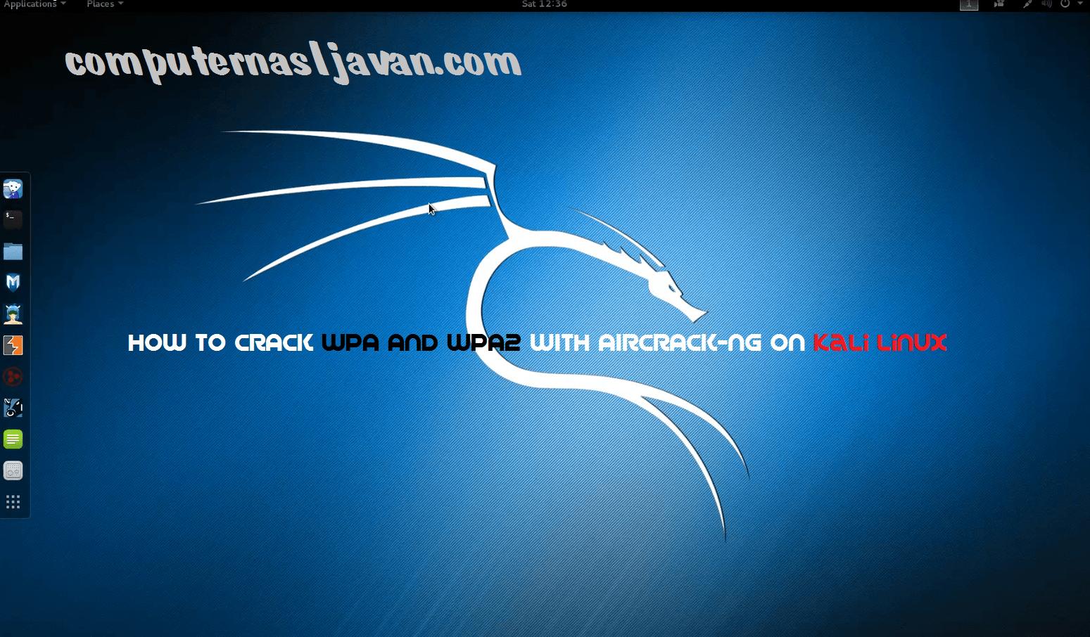ویدیو آموزش هک کردن وایفای ( WPA & WPA2) با کالی لینوکس