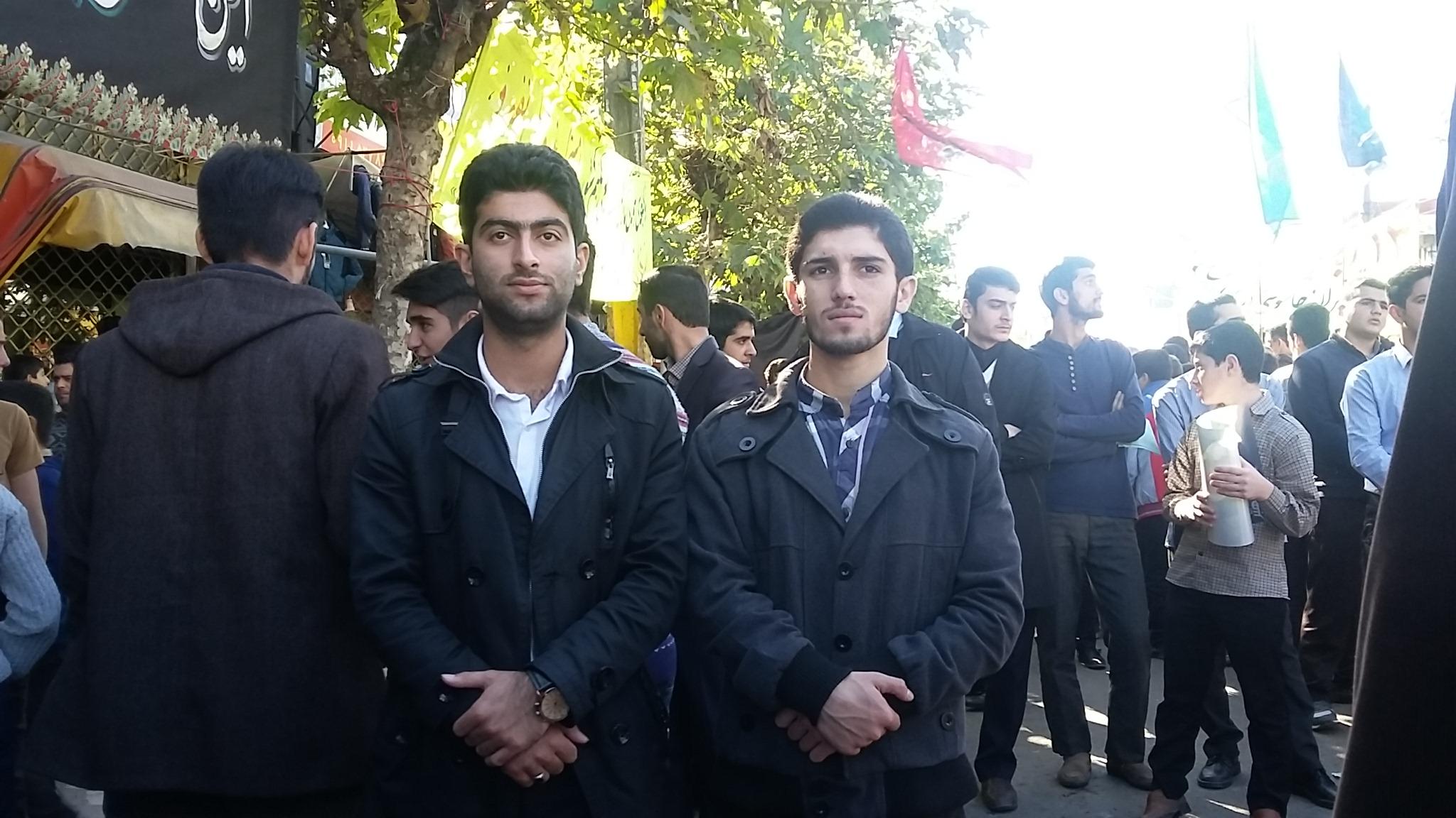 راهپیمایی 13 آبان در شهر تالش برگزار شد