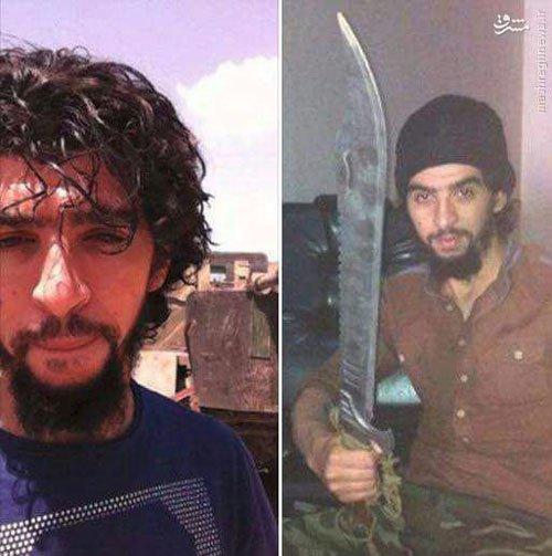 جلاد داعش به جهنم واصل شد , بین الملل